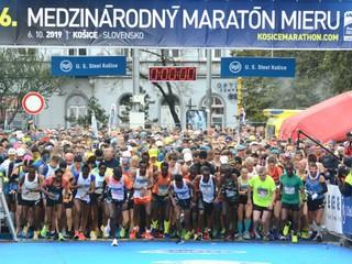 Košický maratón bude iný ako v minulých rokoch. Priamy prenos z neho nebude