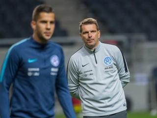 Slovenskí futbalisti majú nového trénera. Hapala nahradil Tarkovič
