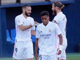 VIDEO: Real Madrid - Šachtar Doneck (Liga majstrov, góly)