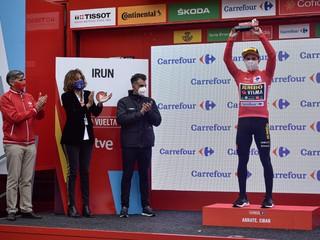 Šprintér Bory ovládol poslednú etapu Vuelty, Roglič spečatil celkový triumf