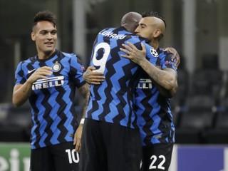 VIDEO: Inter Miláno - Mönchengladbach (Liga majstrov, góly)