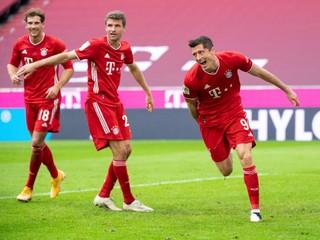 Hertha s Pekaríkom nestačila na Lipsko, Bayern strelil až päť gólov