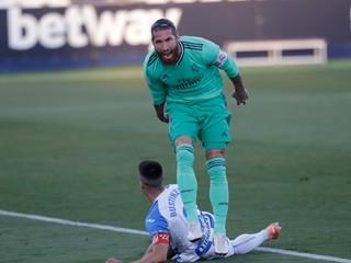 Ramos strelil v La Lige viac gólov než Zidane či Xavi. Môže však opustiť Real