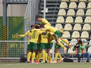 Žilina vyhrala tretí zápas v rade, Trnava zachránila bod v nadstavenom čase