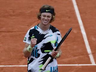 Rubľov si zahrá prvé finále na turnaji Masters v kariére. Vyzve Tsitsipasa