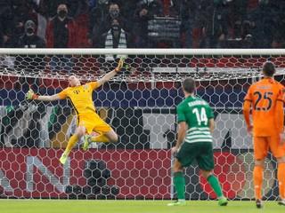 Mak sa bezmocne prizeral, jeho tím spravil proti Juventusu školácke chyby
