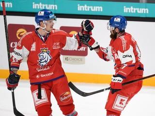 V Bratislave bol najlepším obrancom, teraz prispel k výhre nad Švédmi