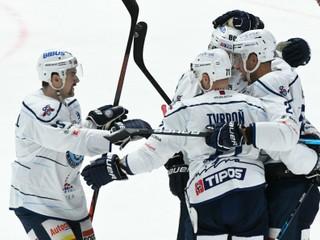 Nitra porazila Košice a je stále bez prehry, Poprad opäť zdolal Michalovce