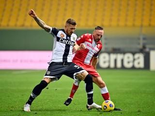 Parma s Kuckom zvládla náročný súboj, tretí raz v rade remizovala