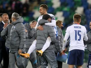 Pozrite si, proti komu a kedy bude hrať Slovensko na EURO 2020