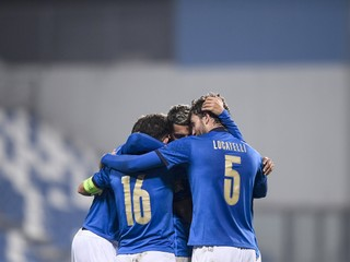 Taliani nominovali až 41 hráčov. Asistent trénera ich dostal na čelo tabuľky