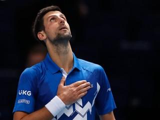 Mladých tenis nebaví, diváci sú prestarnutí. Djokovič navrhuje zmeny
