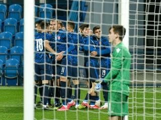 Slovenskí mladíci rozdrvili trpaslíka, zlepšili si náladu na záver kvalifikácie