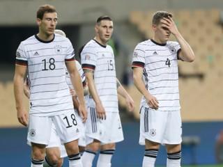 Blamáž, lekcia či hanebný výkon. Nemecké média reagujú na prehru 0:6