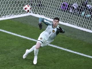 Nevídaný vlastný gól. Brankár Realu spravil školácku chybu