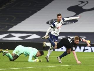 Tottenham v šlágri zdolal Manchester City a dostal sa na čelo Premier League