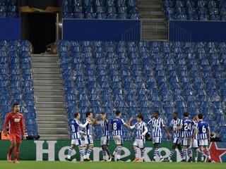 Real Sociedad si udržal prvé miesto, stačil mu na to jediný gól
