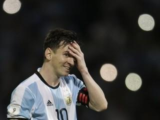 Messi nastúpi proti Paname. Nie je dôvod, aby nehral, tvrdí tréner