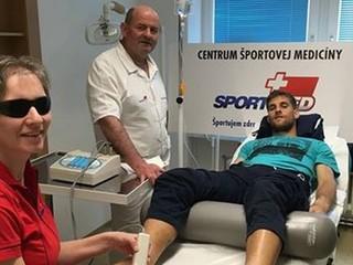 Kližan má stále problémy s nohou, vynechá aj turnaj v Marrákeši