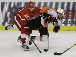 Tatar s Jurčom sa tešili z dôležitej výhry, Edmonton sa lúčil s arénou