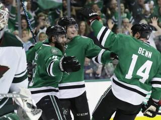 NHL: Washington aj Dallas začali play-off bez inkasovaného gólu