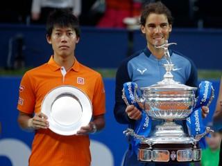 Nadal deviatykrát vyhral turnaj v Barcelone, vyrovnal rekord Vilasa