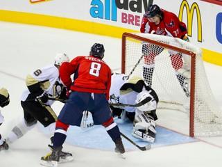 NHL: Washington zdolal Pittsburgh 4:3 pp, hrdinom trojgólový Oshie