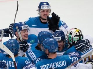 Rusko vo vyrovnanej prestrelke porazilo Kazachstan