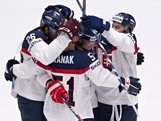 Slováci zvládli aj druhý zápas, Francúzov zdolali 5:1