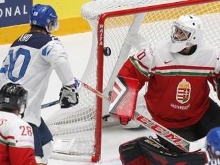 Fíni zdolali Maďarov iba 3:0, prekážkou bol brankár Vay
