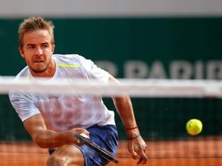 Martin na Roland Garros končí. Prehral so svetovou deviatkou