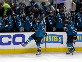 NHL: Historický úspech. San Jose sa dostalo do finále Stanleyho pohára