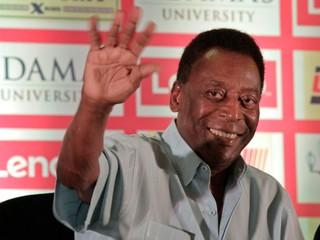 Legendárny Pelé vzdal hold zosnulému brankárovi: Bol si kúzelník v bránke a skvelý človek