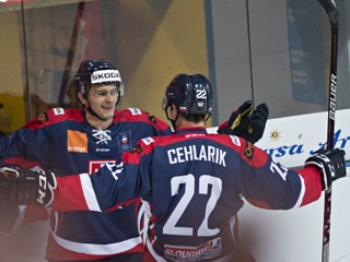 KHL: Slovan podpísal ročné zmluvy s Hlinkom a Zigom