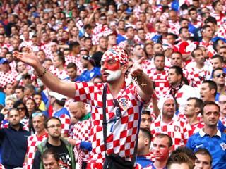 Chorvátsko privíta Anglicko v Lige národov bez divákov, pre trest z roku 2015