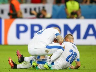 Slovenský tím trápia zranenia. Nechcú ohroziť Makovu kariéru