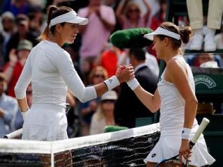Zdolala už tretiu hráčku najlepšej päťky rebríčka. Čepelová šokovala Wimbledon