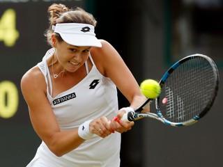 Mala mečbal. Čepelová vo Wimbledone končí, tretí set prehrala 10:12