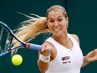 Cibulkovú v utorok čaká štvrťfinále, čelí Vesninovej