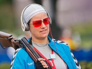 Varga a Rehák-Štefečeková mali v trape medailu na dostrel