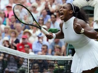 Ohlasy osobností: Kerberová dvakrát žmurkla a Serena to využila