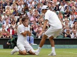 Finále štvorhry vo Wimbledone ovládli Mahut s Herbertom