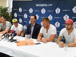 Šatan pred Svetovým pohárom: Ťažko odhadnúť silu nášho tímu