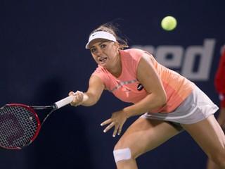 Kučová na US Open končí už v prvom kole. Nestačila na Petkovicovú