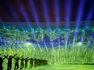 Vyzeralo to ako vo filme Avatar. Aký bol otvárací ceremoniál?