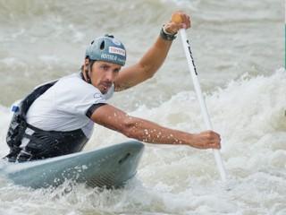 Do diania zasiahnu aj vodní slalomári. Pozrite si nedeľný program v Riu