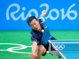 Jang Wang končí na OH, podľahol Quadrimu