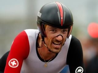 Zlatý koniec kariéry. Cancellara vyhral olympijskú časovku