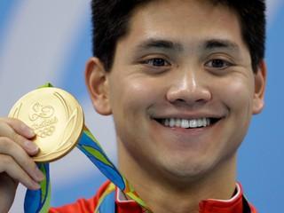 Pred Pekingom si od Phelpsa pýtal fotku, v Riu ho zdolal