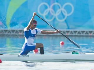 Farkas pri svojom olympijskom debute o medaily nezabojuje